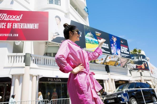 Ly Nha Ky quang ba Viet Nam tai Cannes anh 2