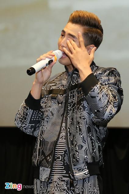Kaity Nguyen cham soc Will truoc ong kinh truyen thong hinh anh 3