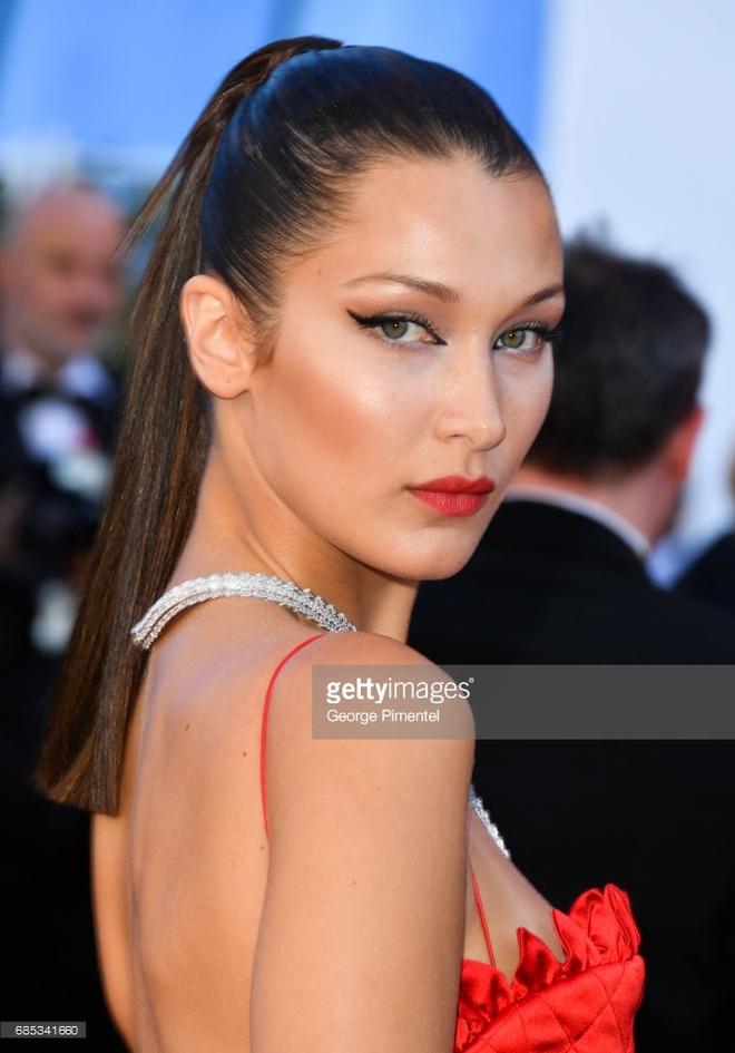 Dan sao Hollywood noi bat, nghe si TQ mo nhat tren tham do Cannes hinh anh 3