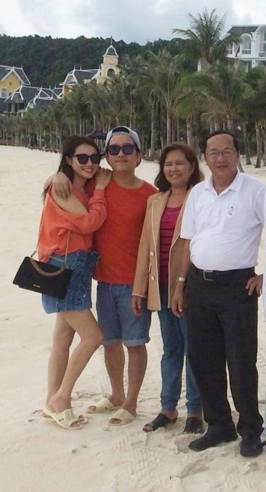 Truong Giang mung sinh nhat Nha Phuong anh 2