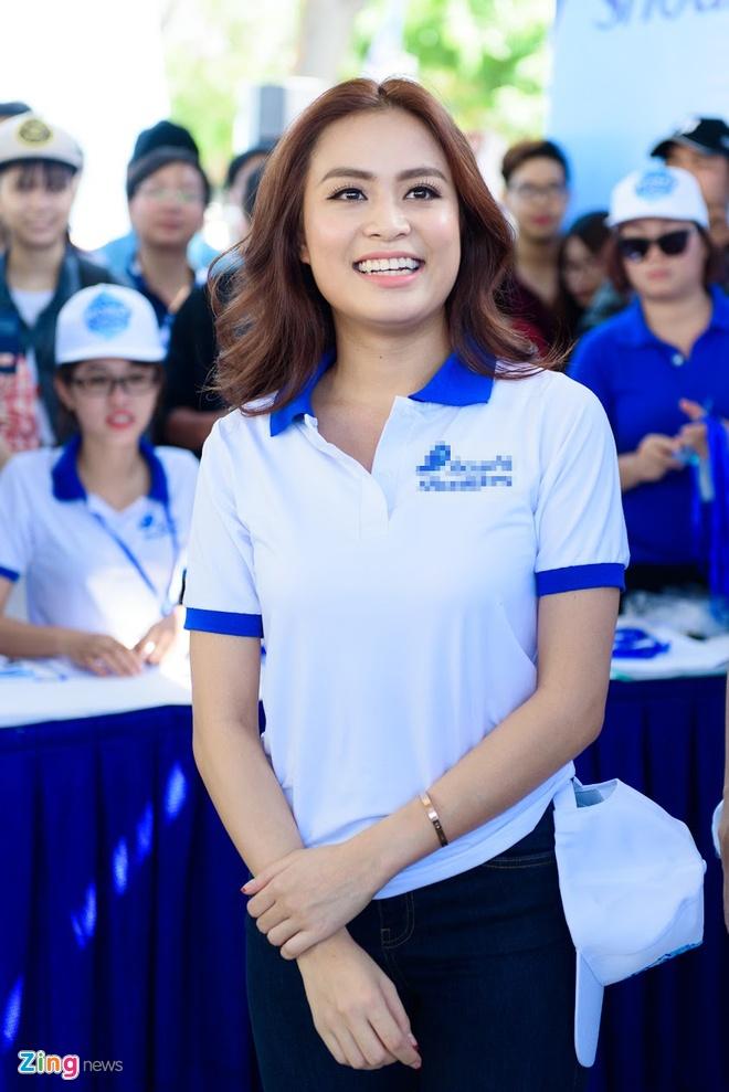 Hoang Thuy Linh chinh phuc chuong ngai vat cung Ngo Kien Huy hinh anh 3