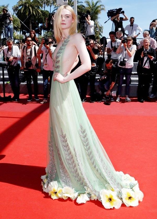 Sao tren tham do Cannes 2017 anh 1