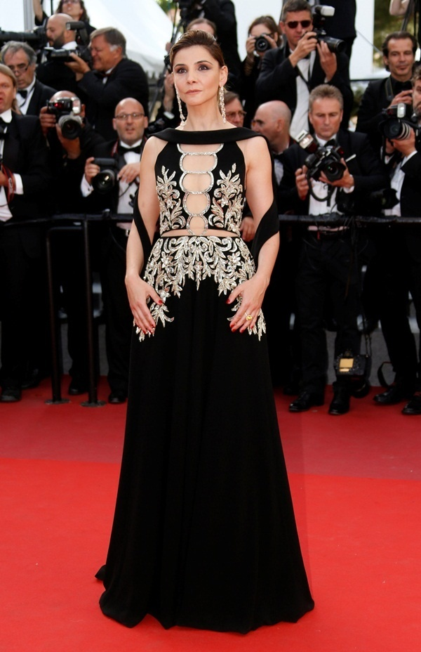 Sao tren tham do Cannes 2017 anh 9