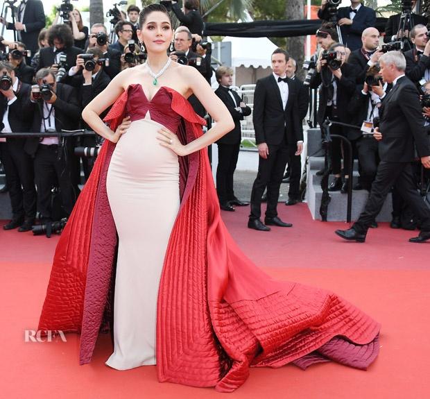 Sao tren tham do Cannes 2017 anh 5