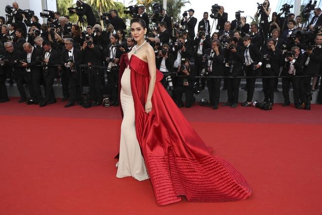 Sao tren tham do Cannes 2017 anh 6