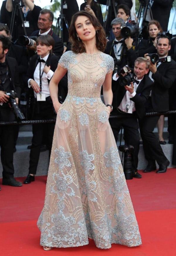 Sao tren tham do Cannes 2017 anh 8