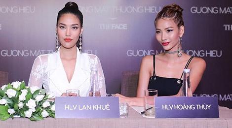 HLV The Face Viet do loi cho BTC khi bi mang giua hop bao hinh anh