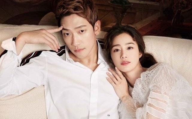 Kim Tae Hee xac nhan da mang bau o thang thu 4 hinh anh