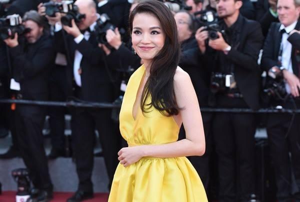 Nghe si Hoa ngu hoi ngo dan sao Hollywood tren tham do Cannes hinh anh
