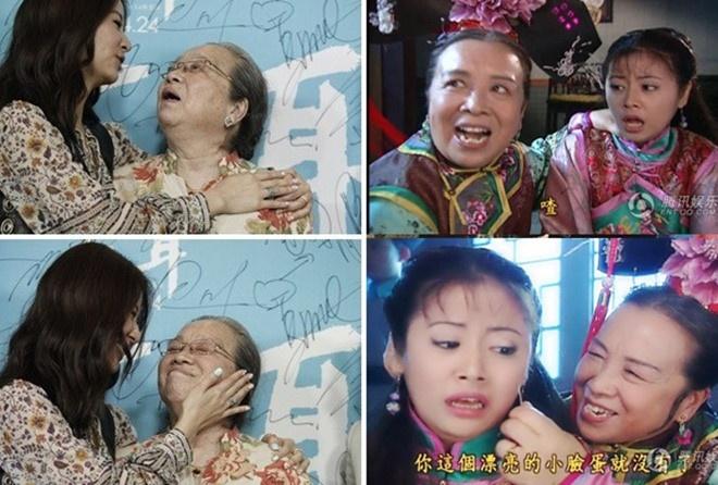 'Dung ma ma' Ly Minh Khai tuoi 81 chat vat xep cuoi hang len xe buyt hinh anh 2