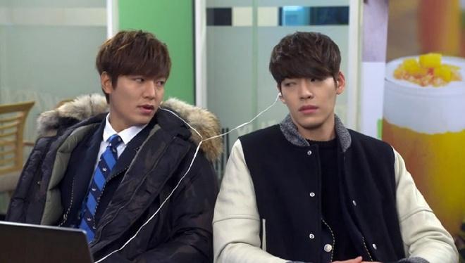 Kim Woo Bin chay mau mui, sung co truoc khi biet bi ung thu hinh anh 2