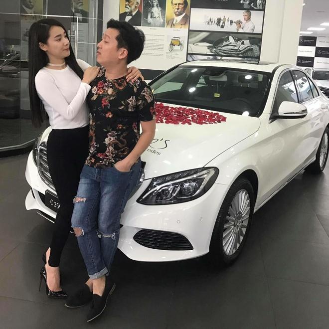 Truong Giang mua xe hop tang Nha Phuong hinh anh 1