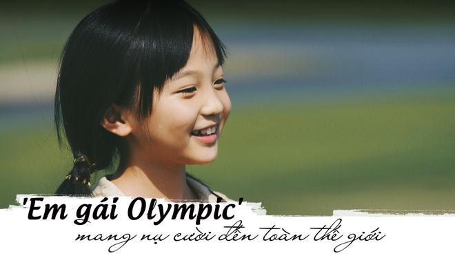 'Em gai Olympic' con gi sau cu lua ca the gioi va tai tieng doi tu? hinh anh