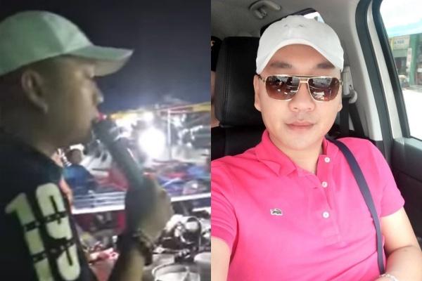 Clip Bang Chung Bau Show, Mc Dan Dung Vu Tan Cong Luu Chi Vy?