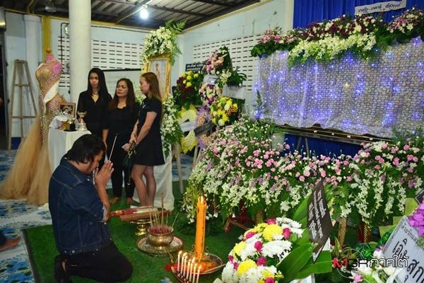 Le tang khong co mat cha me cua hoa hau Thai Lan 19 tuoi hinh anh 4