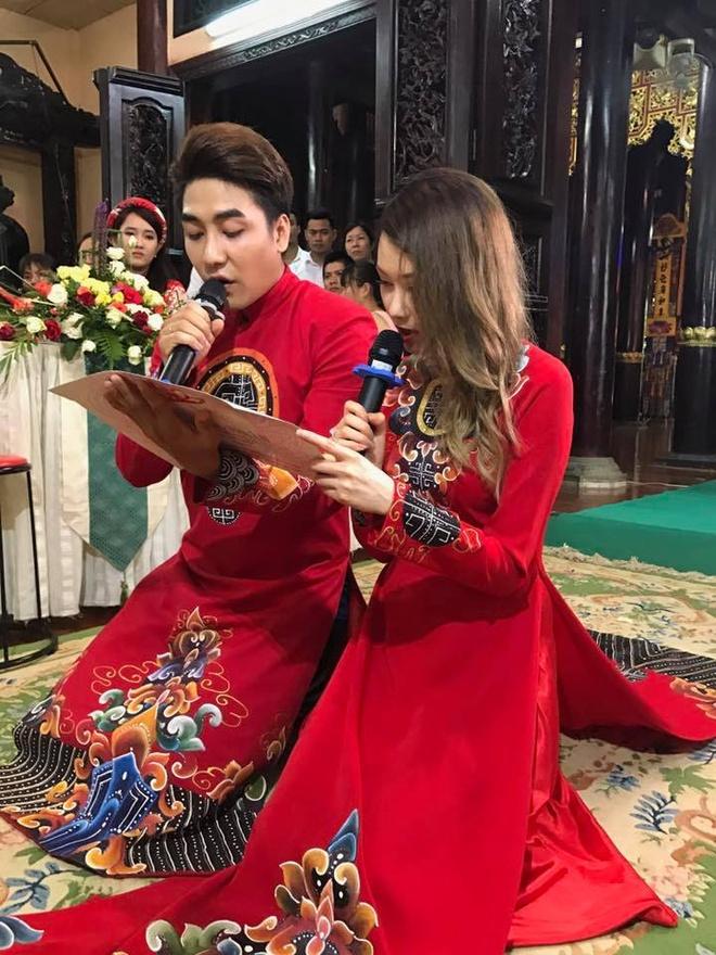 Huy Nam La Thang ket hon anh 2