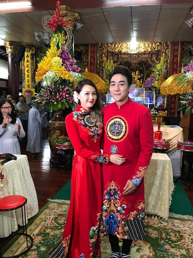 Huy Nam La Thang ket hon anh 1