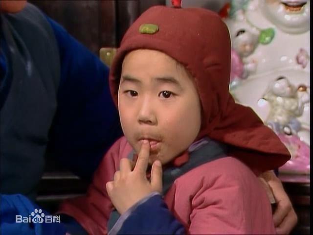 Cuoc doi ngan ngui cua sao nhi tai gioi trong 'Hong lau mong' hinh anh 1