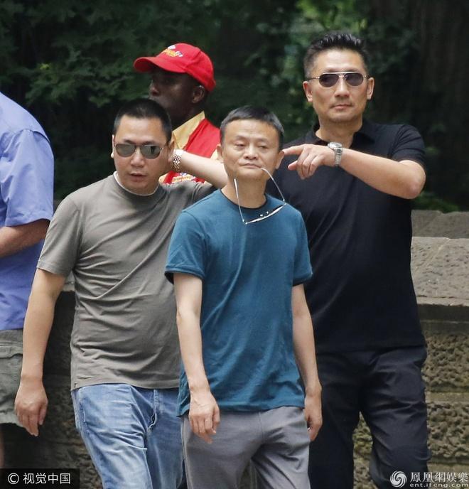Quan he than thiet giua vo chong Trieu Vy va ty phu Jack Ma hinh anh 1