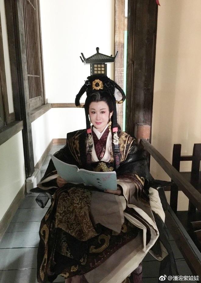 My nhan 72 tuoi 'Than dieu dai hiep' tre trung trong phim moi hinh anh 1