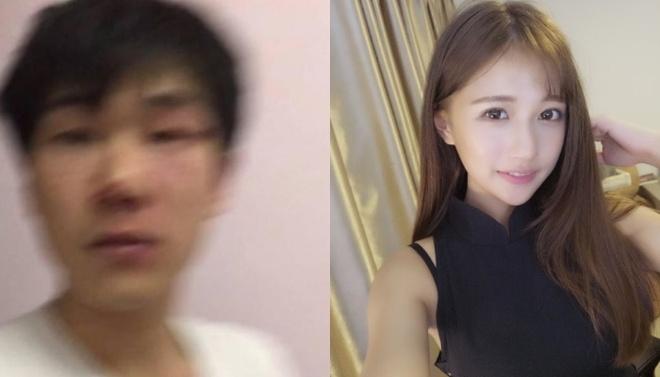 MC xinh dep Trung Quoc bi to danh ban trai den gay mui hinh anh 1