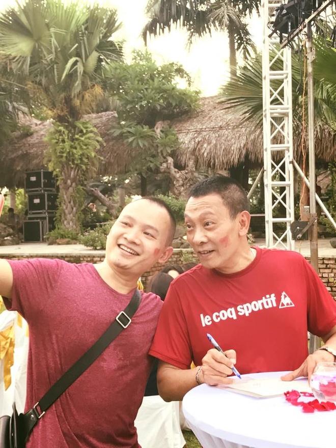 My Tam va dan BTV to chuc tiec chia tay MC Lai Van Sam hinh anh 2