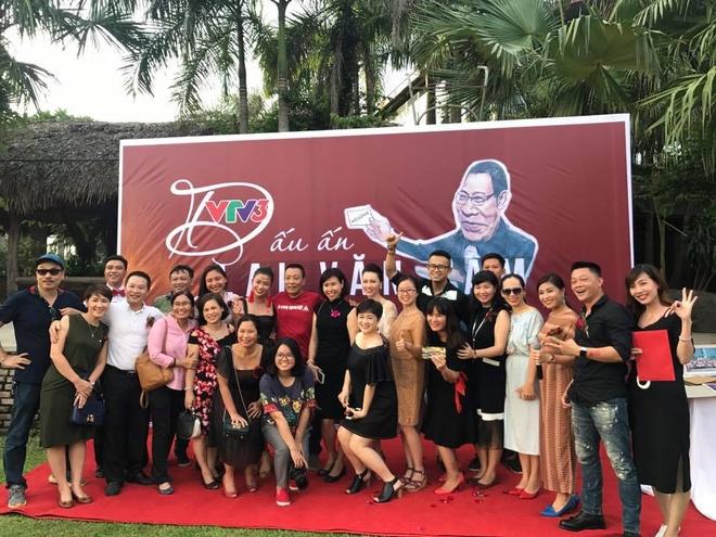 My Tam va dan BTV to chuc tiec chia tay MC Lai Van Sam hinh anh 3