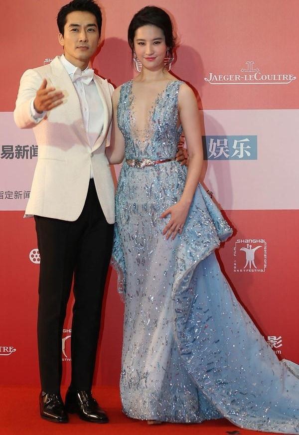 Luu Diec Phi lap lung chuyen chia tay Song Seung Hun? hinh anh 2