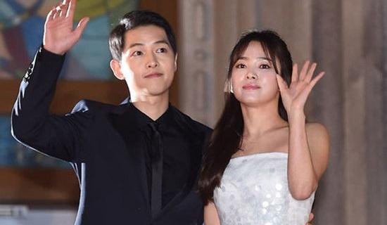 Song Hye Kyo: 'Tu gio toi khong con mot minh nua, vi da co Joong Ki' hinh anh