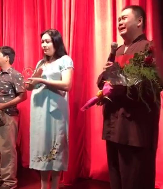 Bat chap du luan, Minh Beo dang dan tuyen thi sinh thi game show hinh anh 2