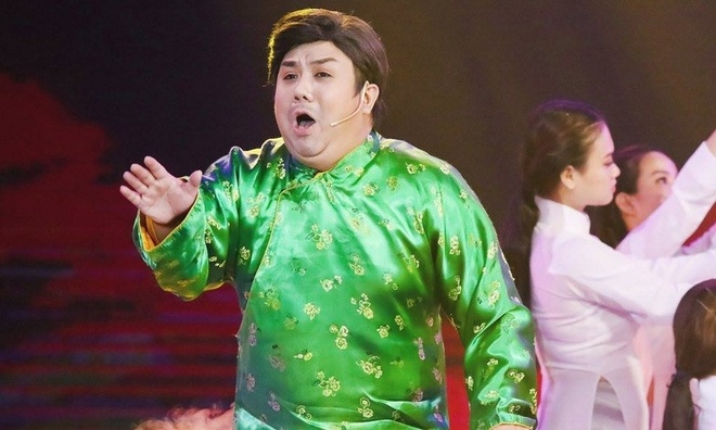 Gia Bao bi to be nguyen tiet muc cua nghe si Thanh Loc len game show hinh anh