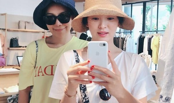 'Co dau thang 10' Song Hye Kyo lo dien hinh anh