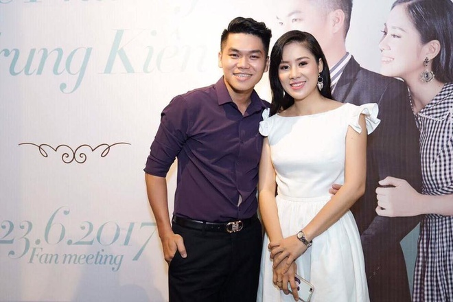 Le Phuong goi ban trai kem 7 tuoi la 'nguoi duy nhat va cuoi cung' hinh anh 1