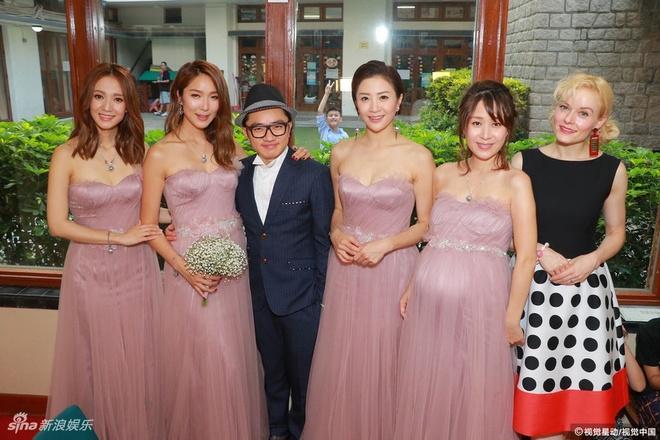 Le cuoi gian di cua tai tu 'Luc Tieu Phung' va sao nu TVB hinh anh 9