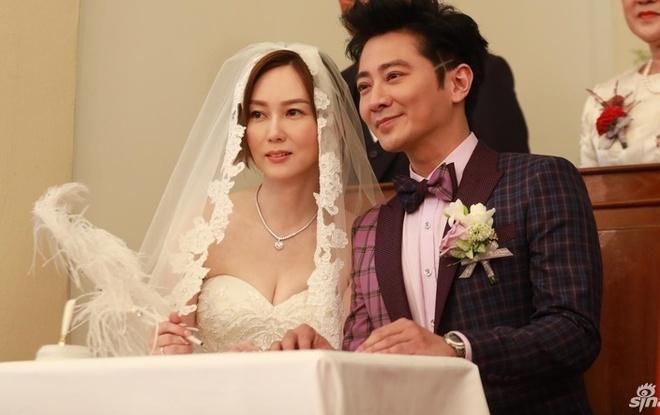 Le cuoi gian di cua tai tu 'Luc Tieu Phung' va sao nu TVB hinh anh