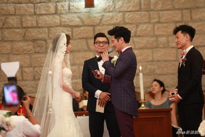 Le cuoi gian di cua tai tu 'Luc Tieu Phung' va sao nu TVB hinh anh 2