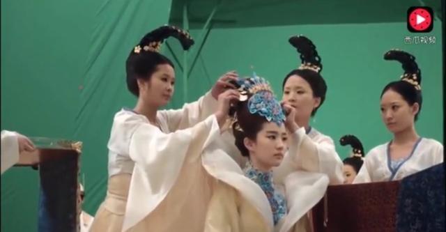 Hinh anh Luu Diec Phi xinh dep trong 'Tam sinh tam the' bi cat bo hinh anh