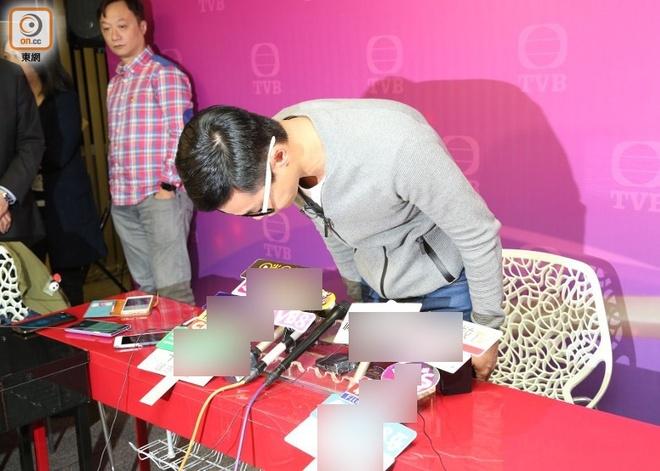 MC noi tieng TVB bi sa thai vi lo anh ngoai tinh voi phu nu co chong hinh anh 2