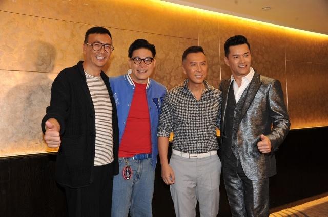 Chan Tu Dan: 'Toi bi noi tu mat Ly Lien Kiet, Thanh Long' hinh anh 3