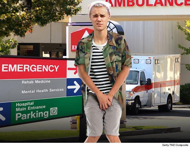 Nhan vien y te bi sa thai vi to Justin Bieber mac benh tinh duc hinh anh 1