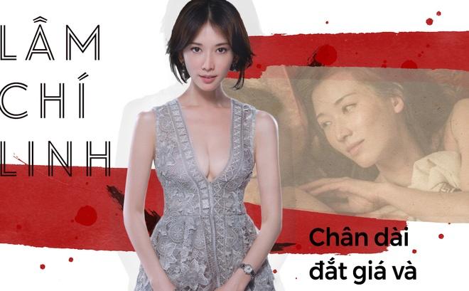 Lam Chi Linh: Hoa hau than thien hay chan dai ban dam nghin USD? hinh anh