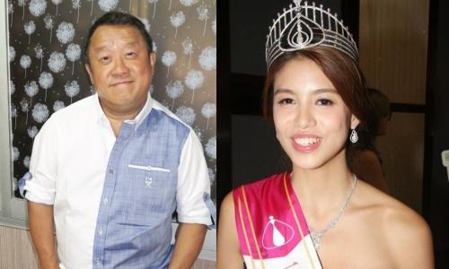 Tang Chi Vy: 'Hoa hau Hong Kong nam nay qua tham' hinh anh
