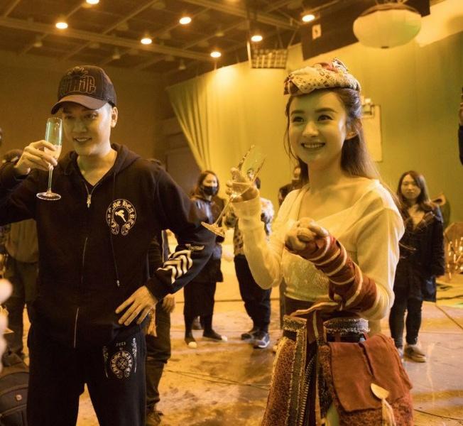 Trieu Le Dinh - Phung Thieu Phong: Duong Tang va nu vuong da thanh doi hinh anh 2