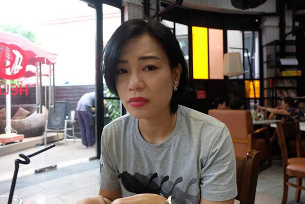 Vu vo Xuan Bac livestream: Khong bi chen ep, gay hieu nham du luan hinh anh