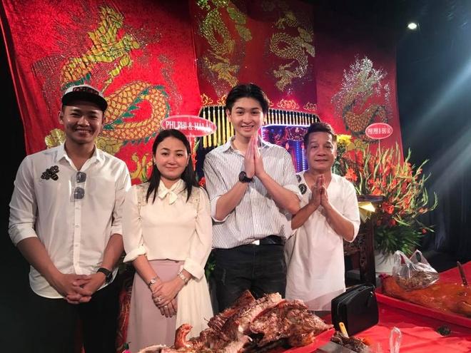 Truong Giang, Nha Phuong cung dan sao Viet le to tai TP.HCM hinh anh 8