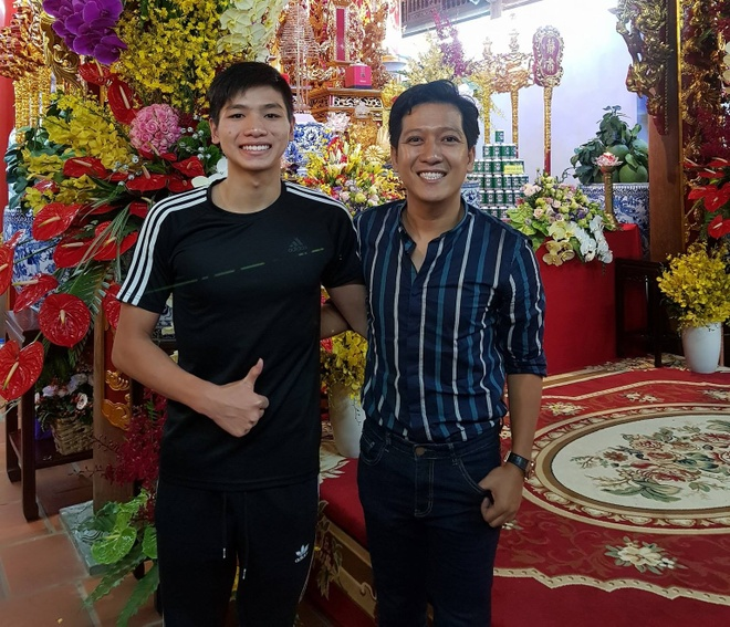 Truong Giang, Nha Phuong cung dan sao Viet le to tai TP.HCM hinh anh 1