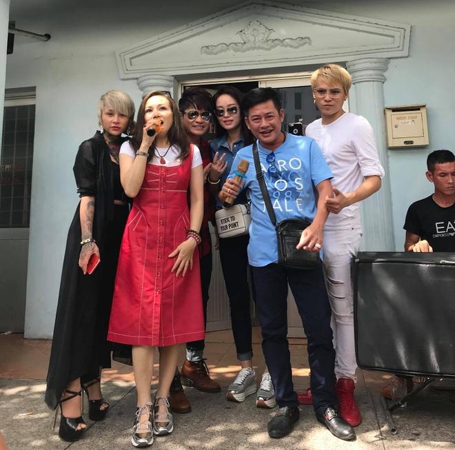 Truong Giang, Nha Phuong cung dan sao Viet le to tai TP.HCM hinh anh 6