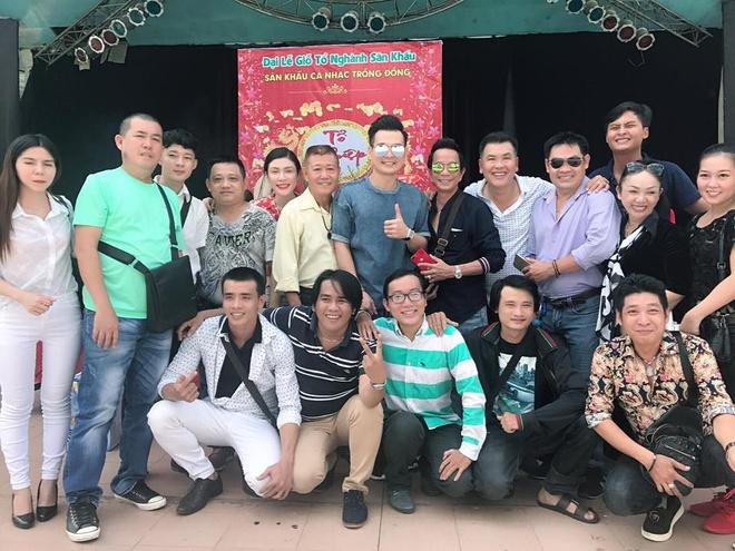 Truong Giang, Nha Phuong cung dan sao Viet le to tai TP.HCM hinh anh 7