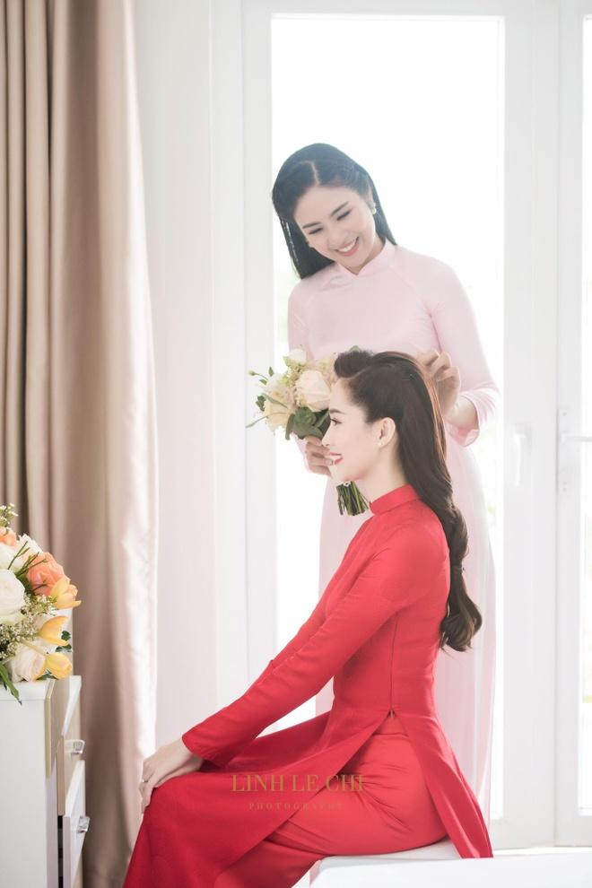 Dang Thu Thao tung hoa cuoi cho Ngoc Han sau hon le hinh anh 3