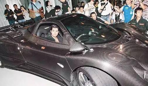 Bo suu tap sieu xe dang cap cua Thien vuong Hong Kong Quach Phu Thanh hinh anh 6